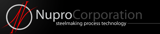 Nupro Corporation – Process Tech, Slag Detection, and Ladle Stirring